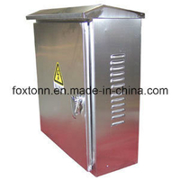 Water Proof Electric Cabinet Stainless Steel Enclosure