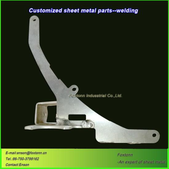 Sheet Metal Fabrication Welding Stamping Aluminum Parts