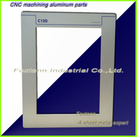 Sheet Metal Fabrication CNC Machining Aluminum Parts