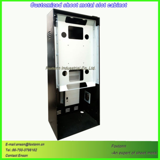 Customized Casino Slot Machine Parts Sheet Metal Cabinet