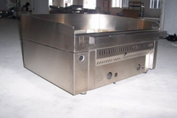 OEM Stainless Steel Cabinet for Electric or Gas Fryer