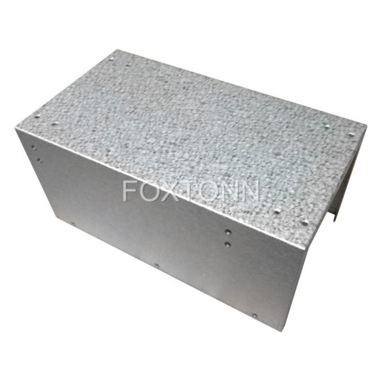 OEM CNC Bending Galvanized Sheet Metal Fabrication