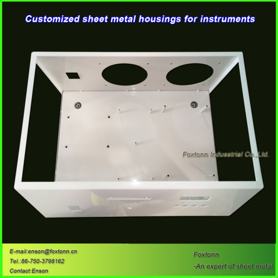 Sheet Metal Fabrication Power Distribution Junction Box