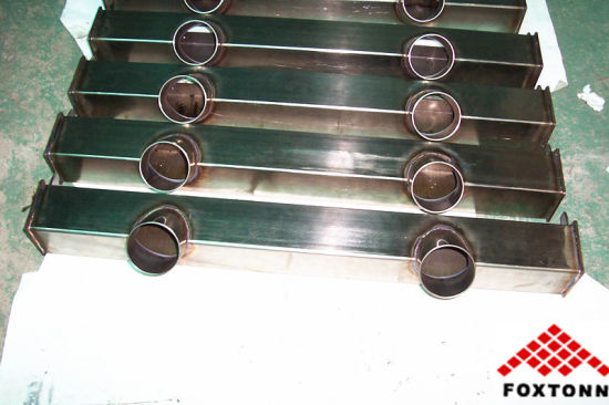 OEM Metal Fabrication of Stainless Steel Tube