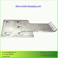 Sheet Metal Fabrication Punching Parts