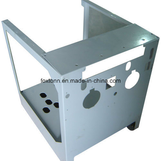 CNC Punching Parts Sheet Metal Enclosure for Electric Equipment