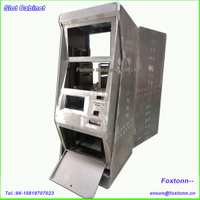 Openable Back Doored Sheet Metal Cabinet for Slot Machine