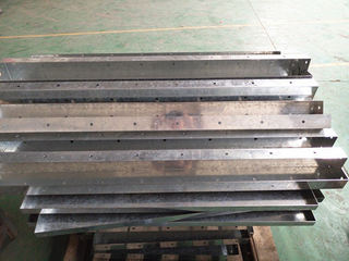 OEM Bracket of Galvanized Steel