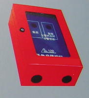 OEM Electric Box with Red Powder Coating