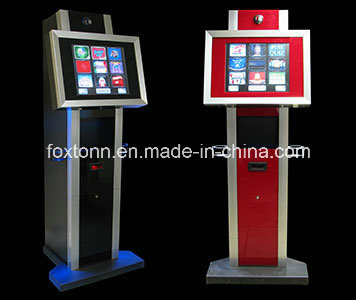 China Manufactured Metal Cabinet for Coin Operated Game Machine