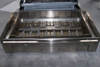 OEM High Quality 304 Stainless Steel Griddle
