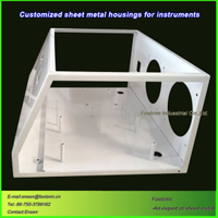 Customized Fabrication Bending and Welding Sheet Metal Box