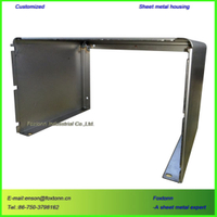 Sheet Metal Fabrication Stamping CNC Bending Parts