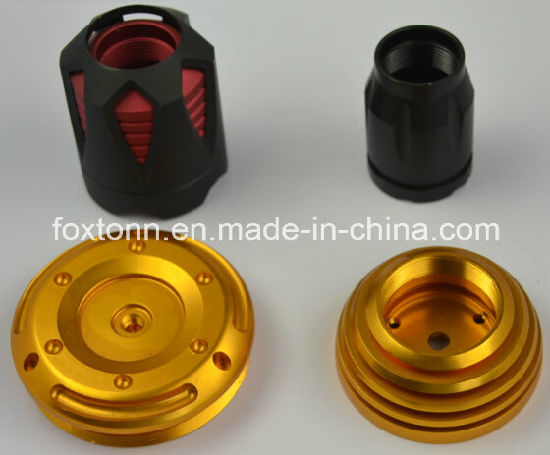 OEM High Quality Motor Parts with CNC Machining