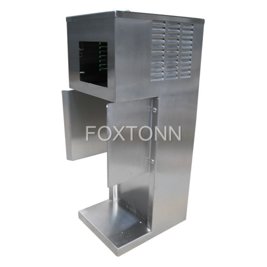 Customized Stainless Steel Enclosure for Ice Cream Shaker
