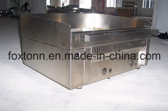 Custom Made Stainless Steel Electric or Gas Grill