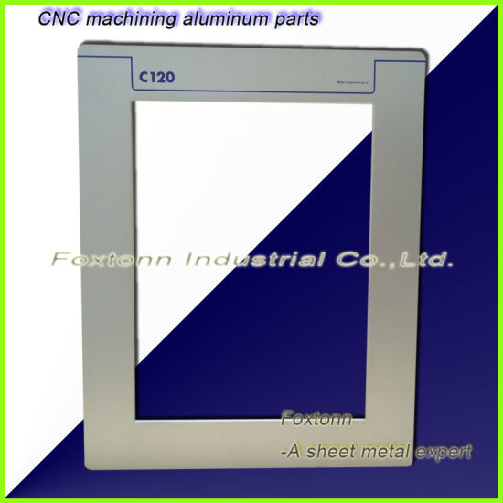 ISO Certified Sheet Metal Fabrication Aluminum Milling Parts