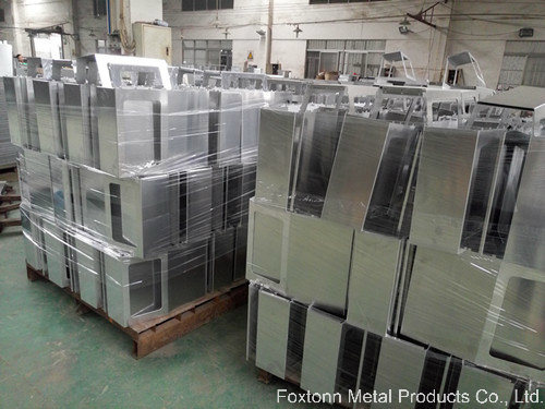 OEM China Manufactured CNC Punching Parts