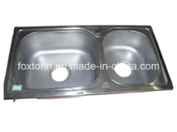 OEM Sheet Metal Fabrication Stainless Steel Water Sink