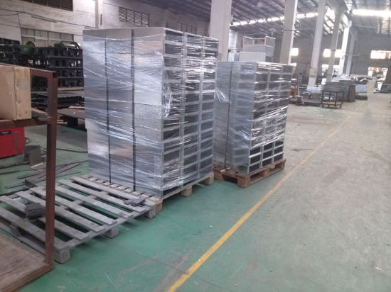 OEM Sheet Metal Fabrication for Galvanized Steel Mailbox