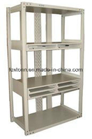 OEM Rack Mounting Metal Shelf with Powder Coating