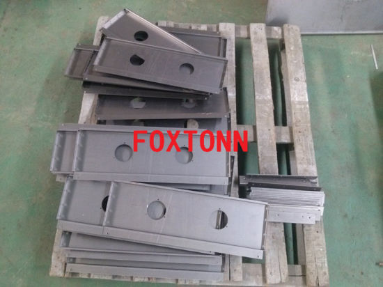 Custom China Manufacturing Metal Parts
