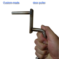 Hardware Door Handle Stainless Steel Welding Parts
