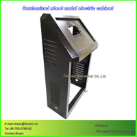 Sheet Metal Parts Punching Electrical Control Box