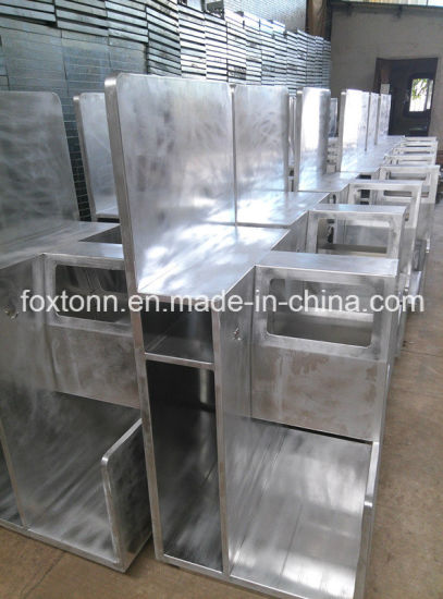 OEM Outdoor Powder Coated Energy Saving Metal Cabinet