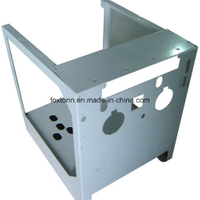 China manufactured Punching Parts Sheet Metal Bracket from Foxtonn