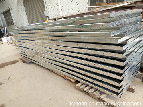 Customized Galvanized Steel Fabrication for Industrial Dust Collection