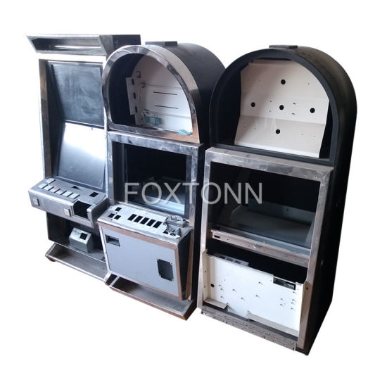 Custom Metal Cabinet for Slot Machine