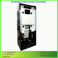 Customized Slot Cabinet Stamping Parts Sheet Metal Enclosure