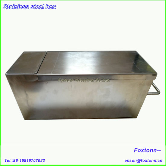 Custom Welding Stainless Steel Sheet Metal Boxes