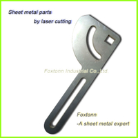 Stainless Steel Laser Cutting Parts Sheet Metal Fabrication