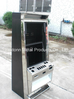 China OEM Stainless Steel fabrication Enclosure for Kisok Payment