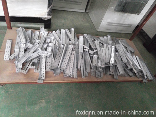 Custom Good Quality Galvanized Steel Fabrication