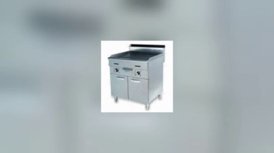 OEM Stainless Steel Enclosure for Electric Griddle