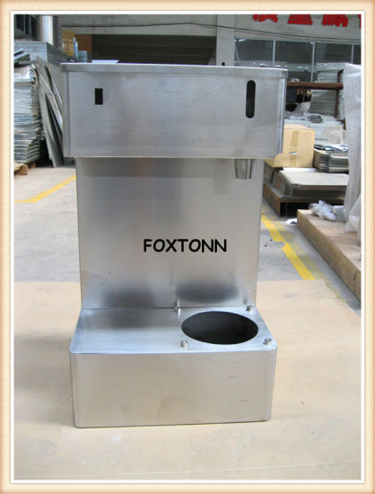Customized Stainless Steel coffee Machine Enclosure