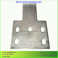 OEM Fabrication Sheet Metal Punching Stamping Parts