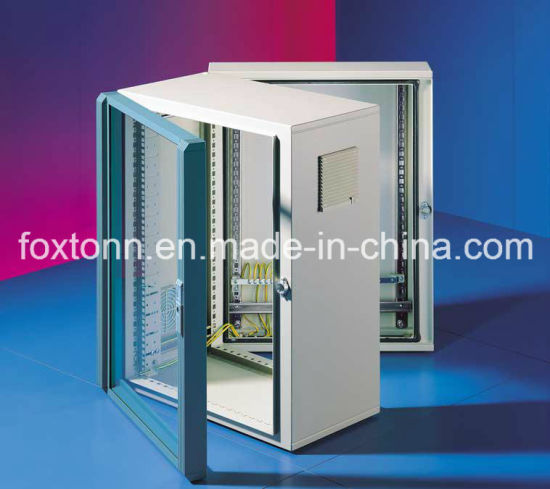 Custom Sheet Metal Fabrication Waterproof Network Rack Cabinet