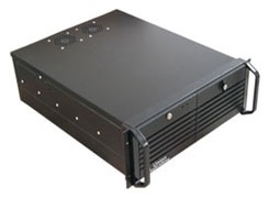 High Quality Electric Enclosure with Black Powder Coating