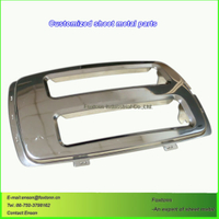 Sheet Metal Parts Stainless Steel Stamping