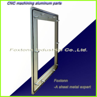 Sheet Metal Fabrication CNC Milling Aluminum Machining