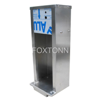 Customized Sheet Metal Cabinet for Coffee Machine Housings