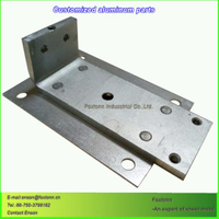 Aluminum Milling Machining Precise Laser Cutting Parts