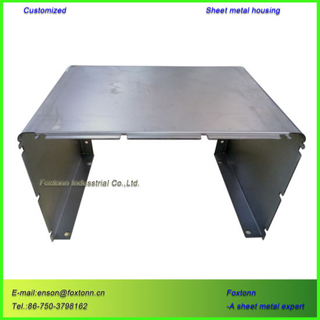 CNC Machining Punching Parts Sheet Metal Enclosure